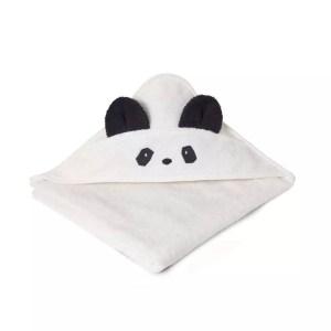 grande cape de bain panda
