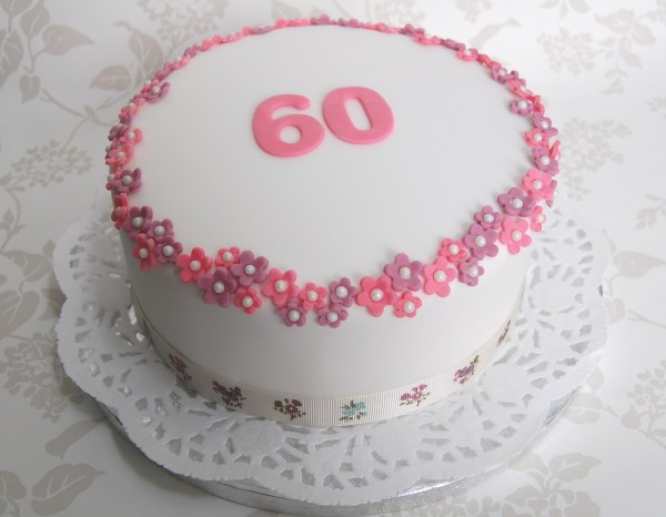 60th Birthday Cake Sayings