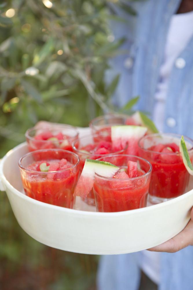 Green Kitchen Stories » Watermelon Gazpacho