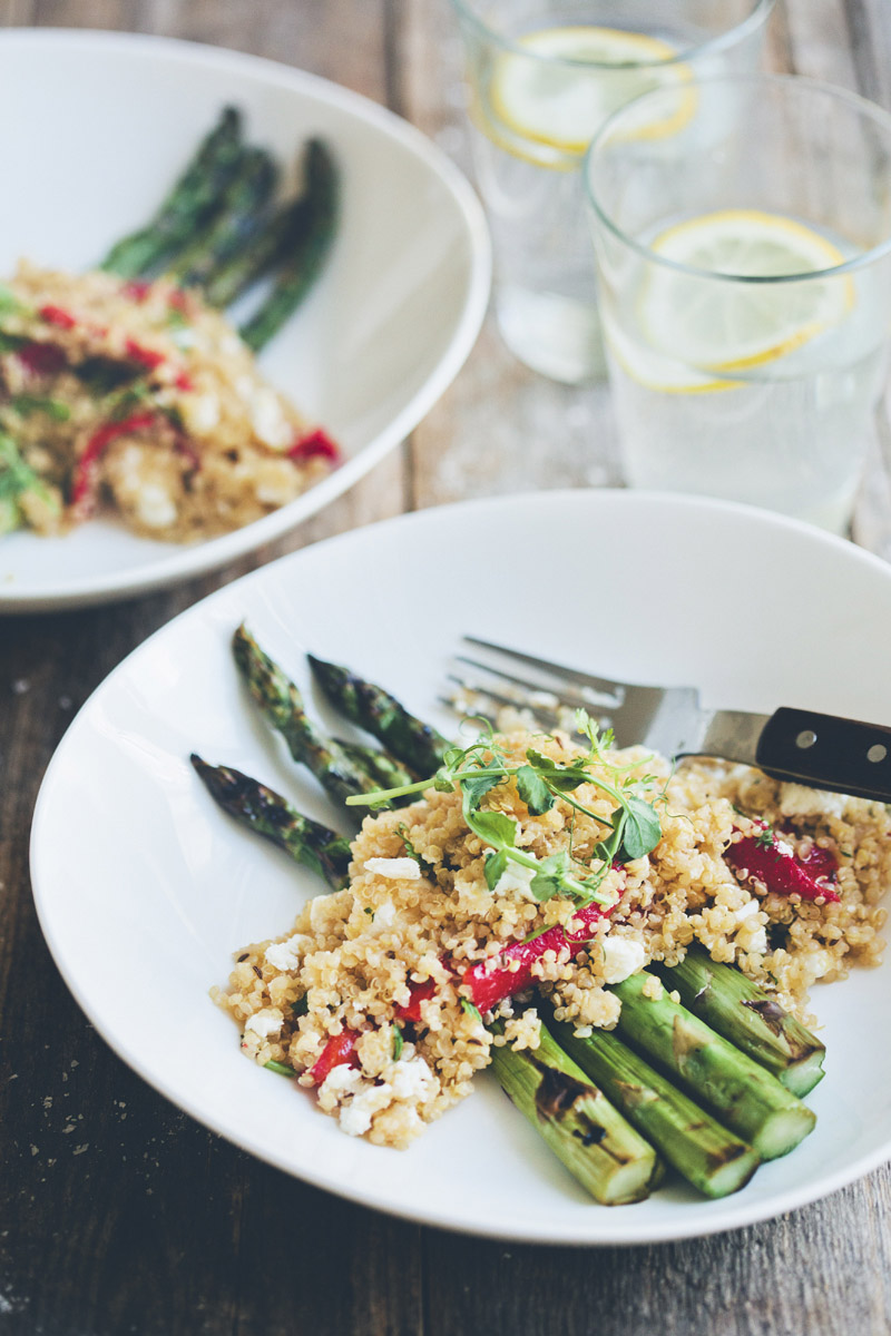 green kitchen stories app green kitchen stories 187 asparagus quinoa 5 4023