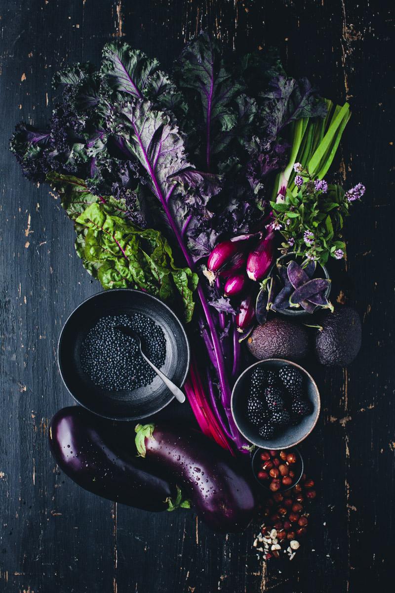 Red Cabbage Salad Green Kitchen Stories