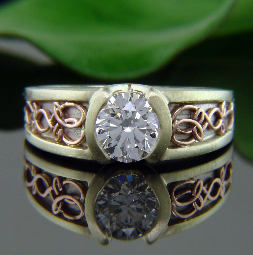 Celtic Rings Not Just For Celts Green Lake Jewelry Works
