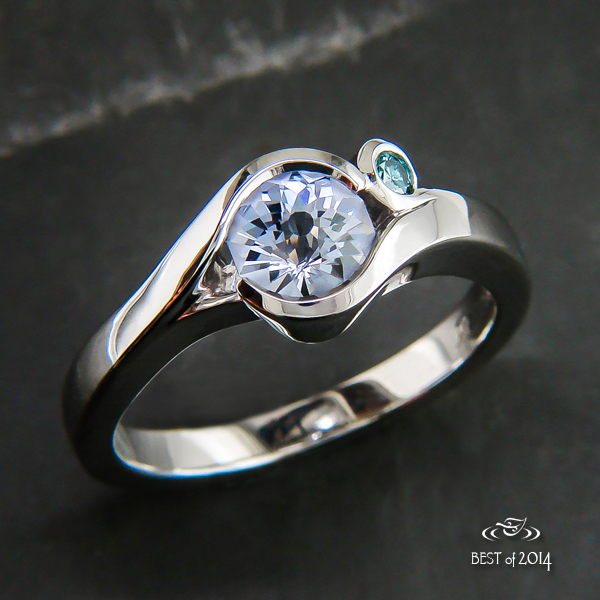 10 Of The Most Unique Engagement Rings Green Lake Jewelry