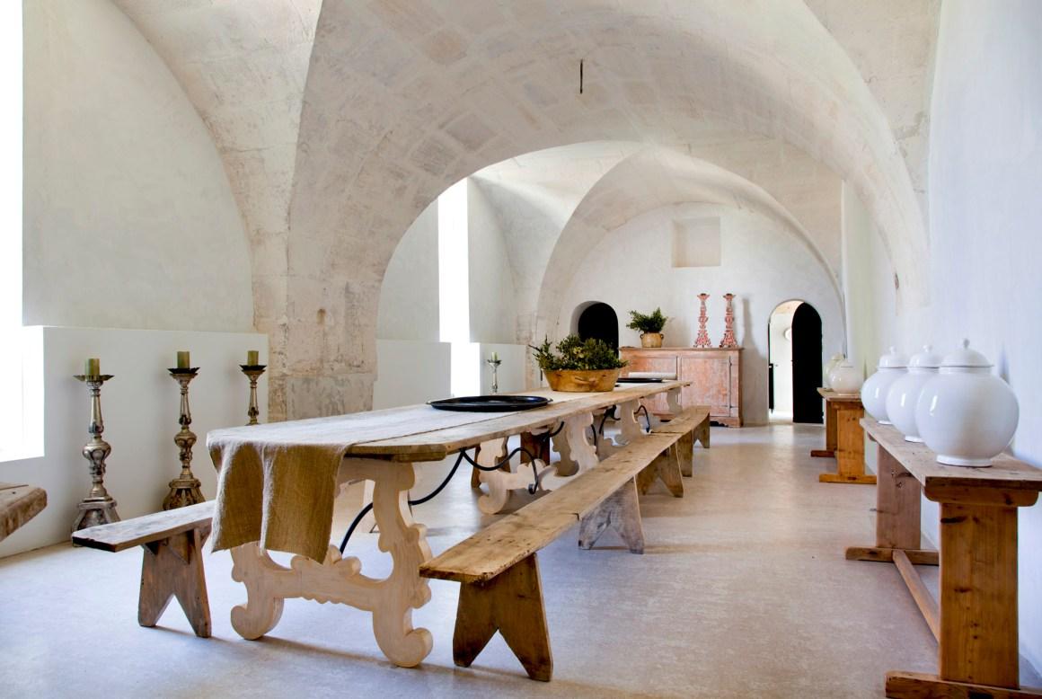 L'ancienne chapelle.