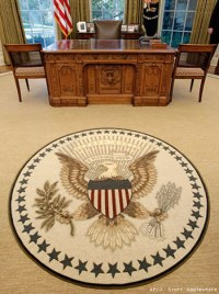 The White Houses new rug is green and eco-friendly, made ...