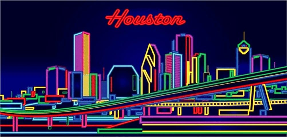 HVAC Area of Service Houston
