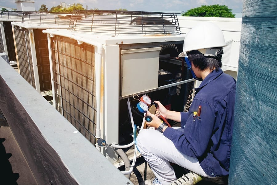 Commercial HVAC System Repair