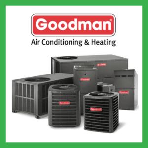 Goodman HVAC Systems Category Image