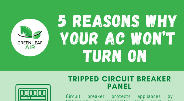 5 Reasons Why Your AC Won't Turn On
