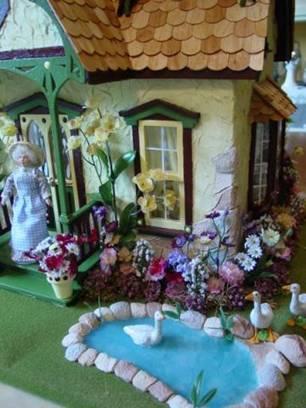 landscaping in miniature - greenleaf