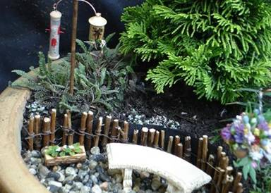 landscaping in miniature - greenleaf