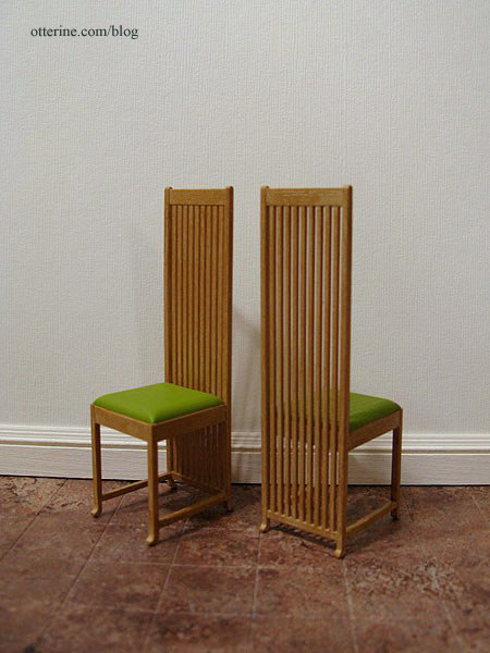frank lloyd wright chairs clamp on high chair reac members gallery the greenleaf