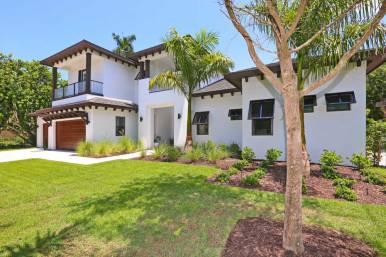 Modern Designed Custom Home West of the Trail, Sarasota, FL
