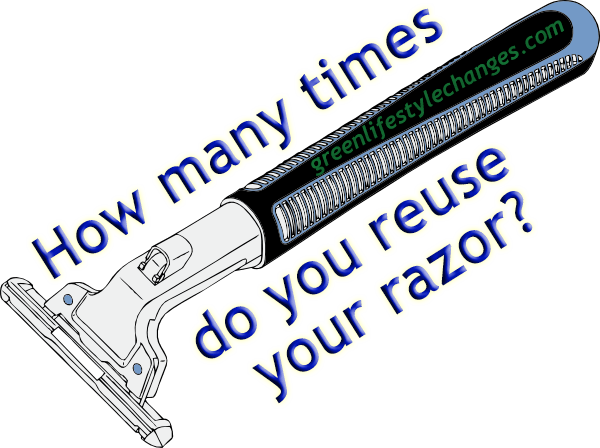 How Many Times Should You Use Your Disposable Razor ...