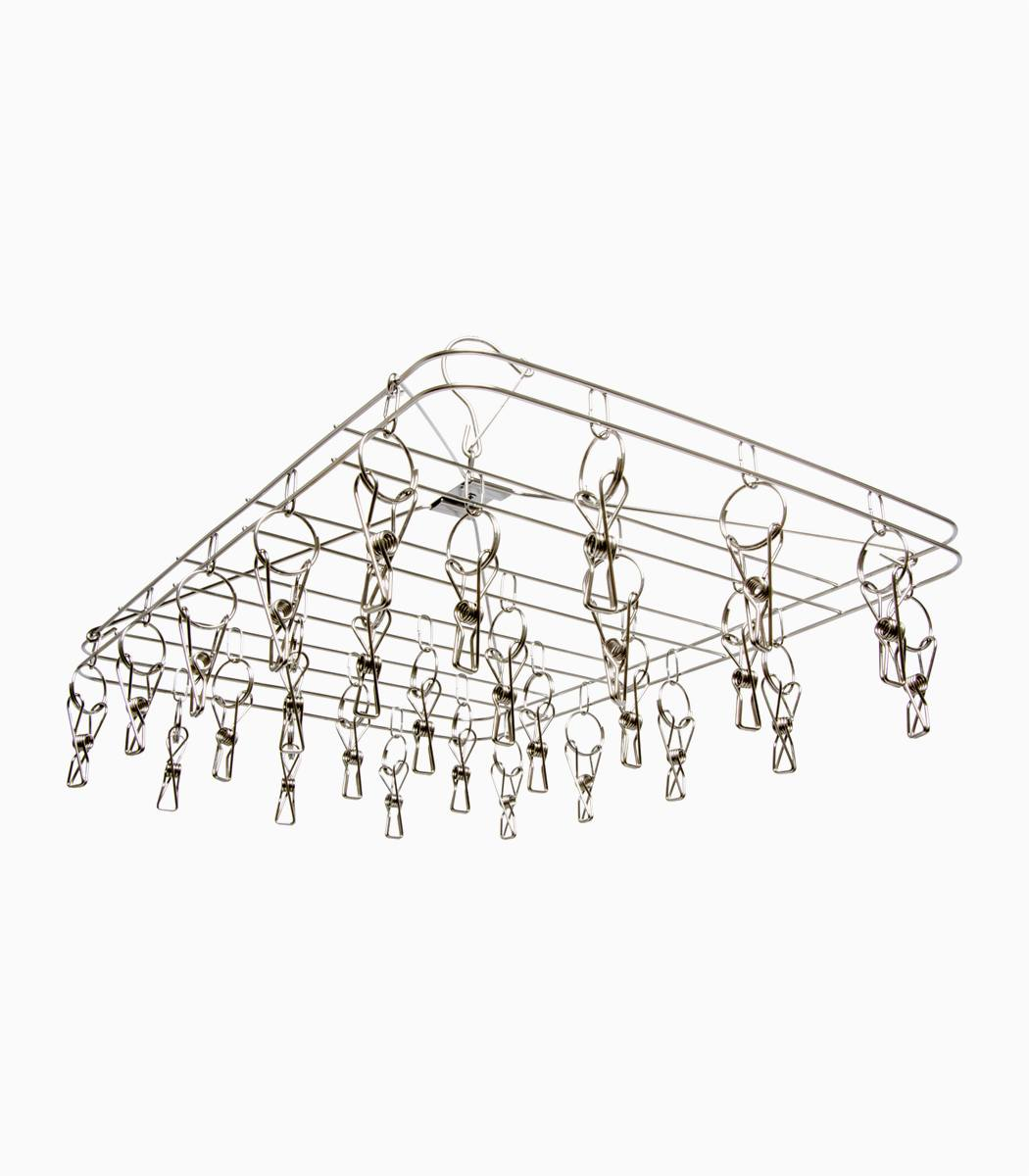 Stack T 28 Clip Stainless Steel Drying Rack