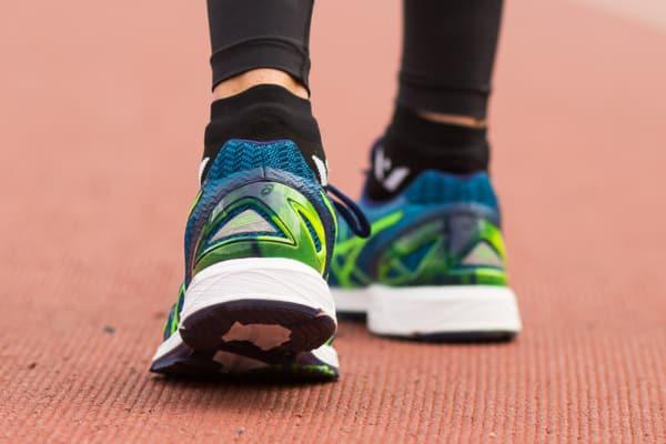 Australian Institute of Sport's Athlete running