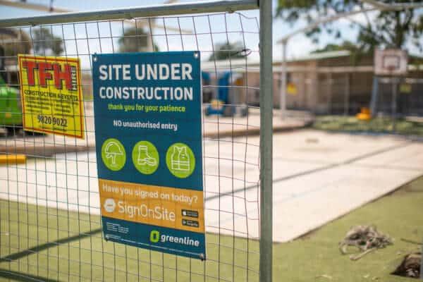 Site Under Construction Post