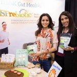 MSPrebiotic exhibits at the 2017 Green Living Show