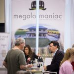 Megalomaniac exhibits at the 2017 Green Living Show's food feature