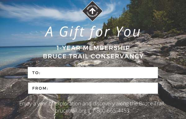 Bruce Trail Membership