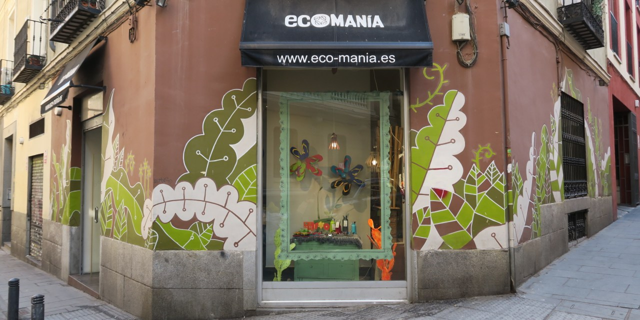 Eco Mania: eco home decor in Madrid!