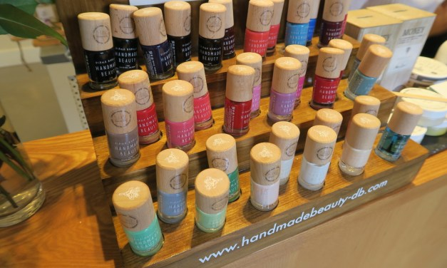 Handmade Beauty: vegan organic beauty in Madrid