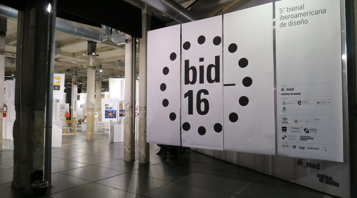 #BID16- innovative sustainable design at El Matadero