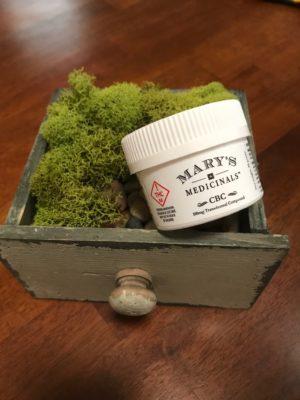 mary's medicinals cbd cbn