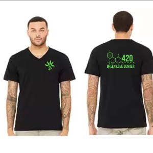 Greenlove 420 tee