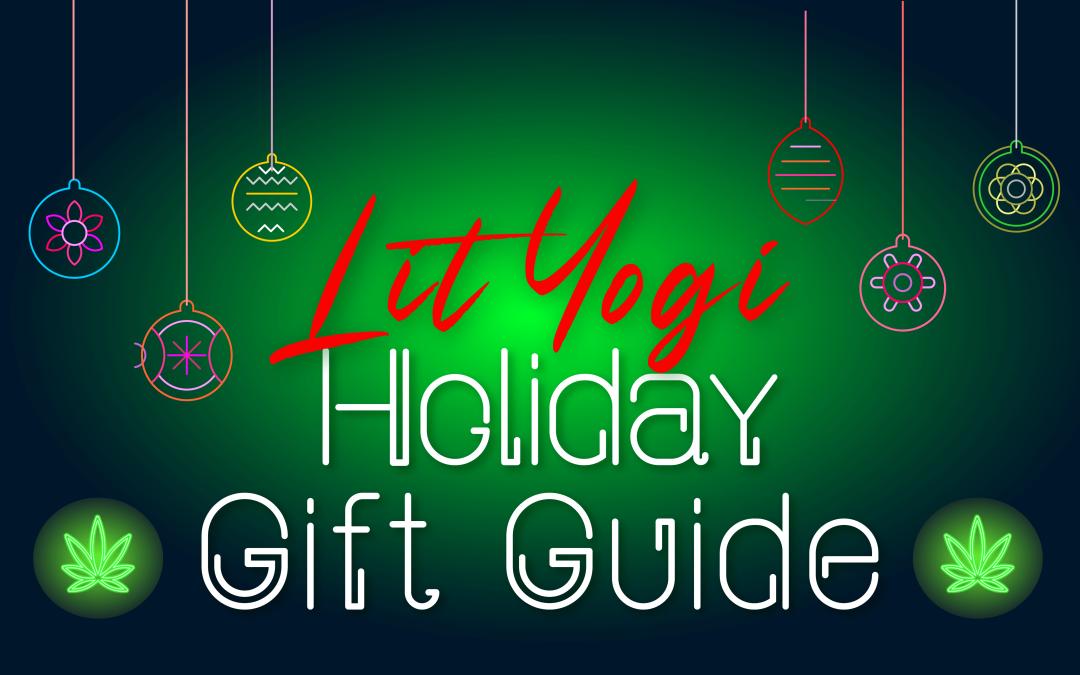 Lit Yogi Gift Guide 2020