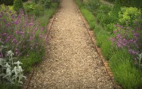 Woolaston Herbacious Borders Garden Maintenance Gravel