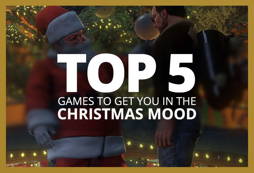 top 5 games to