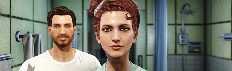character creation fallout 4