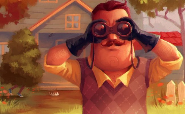 Hello Neighbor Producer Talks About The Neighbors That
