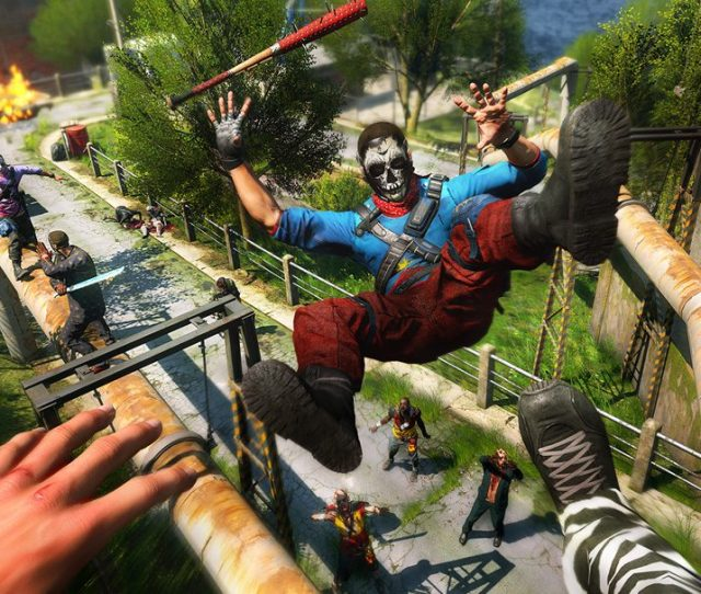 Dying Light Bad Blood Is A Meatier Battle Royale