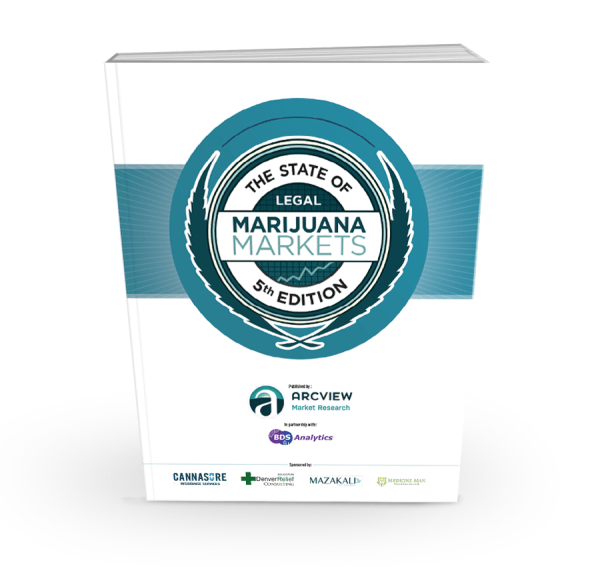 The State of Legal Marijuana Markets – 5th Edition