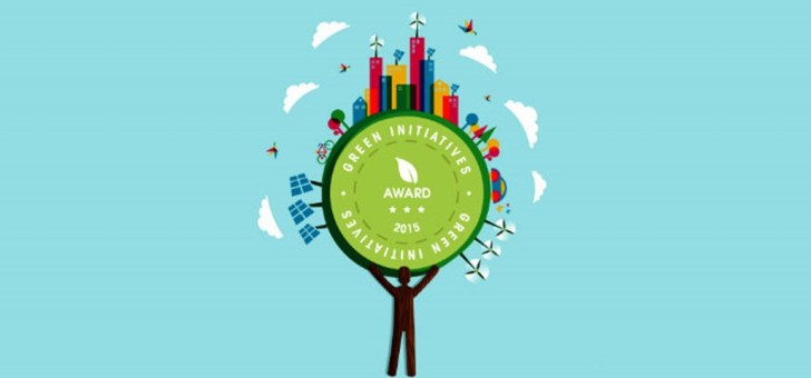 "Top 100 ""Green"" Initiatives"