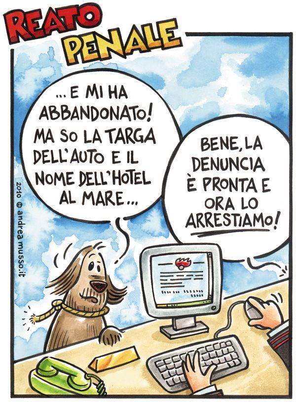 Vignette umoristiche contro l'abbandono degli animali - greenMe