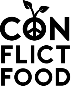 Conflictfood - Logo | GreenMe Berlin Podcast