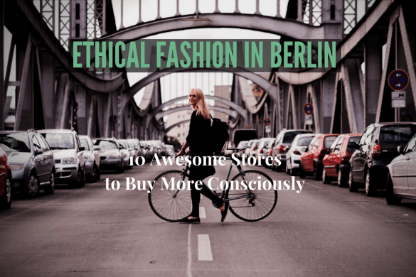 Ethical Fashion Berlin - Best of Guide | GreenMe Berlin