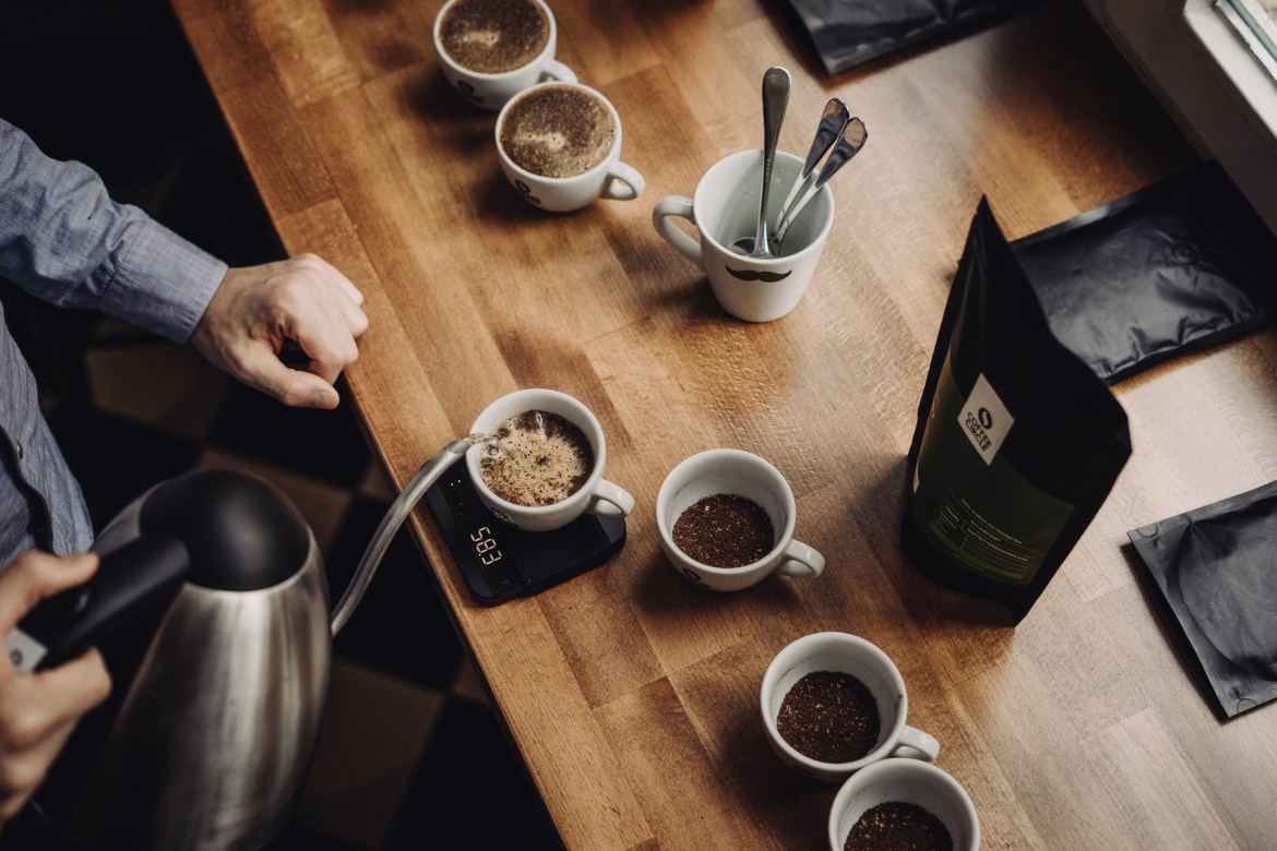 Coffee Circle, Coffee Cupping 2 | GreenMe Berlin podcast