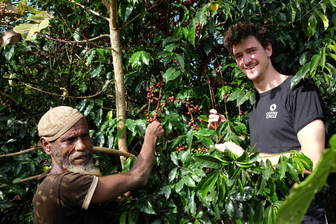 Coffee Circle, Social Projects, Martin at Plantation | GreenMe Berlin podcast