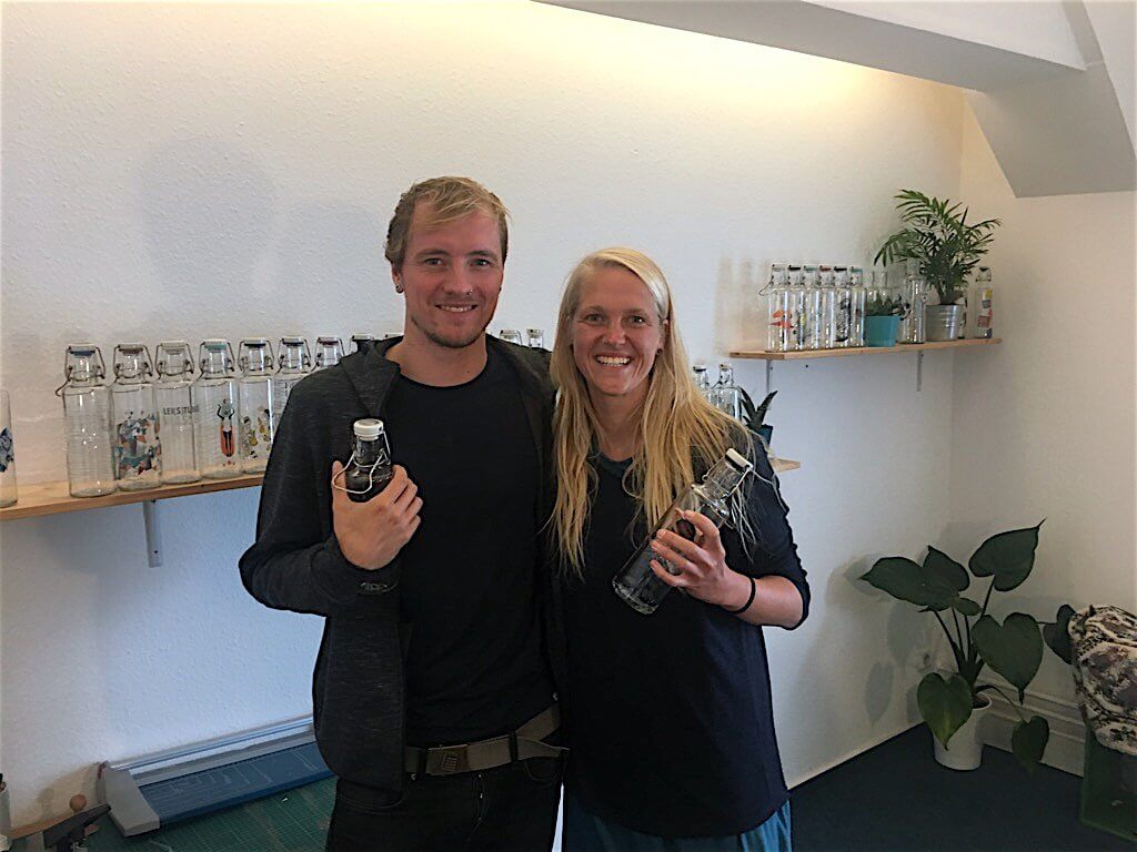 soulbottles Berlin, Claudi and Paul | GreenMe Berlin Podcast