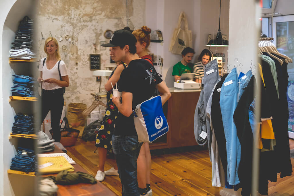 Ethical Fashion Berlin, Tour | GreenMe Berlin
