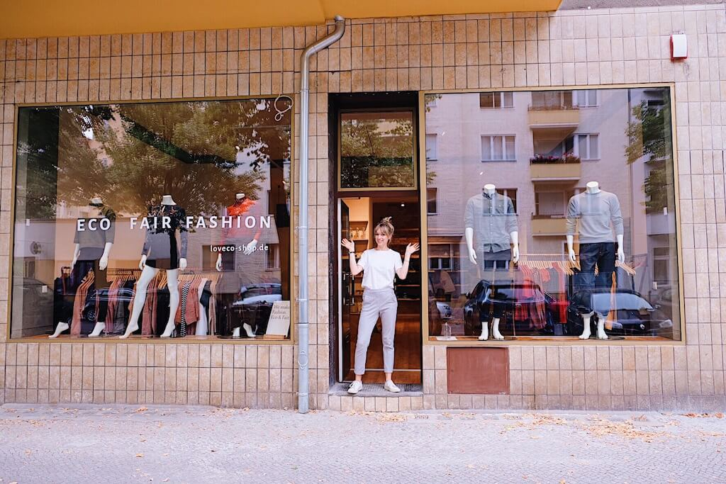 Ethical Fashion Berlin, LOVECO Schöneberg | GreenMe Berlin
