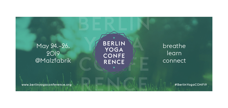 Berlin Yoga Conference | GreenMe Events
