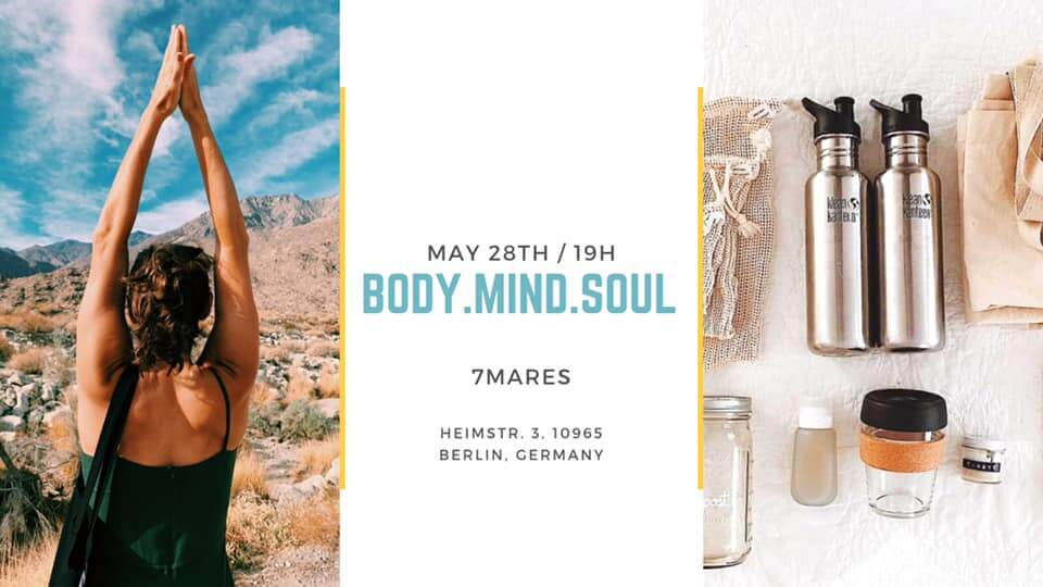 Conscious Wellness Berlin Body Mind Soul | GreenMe Events