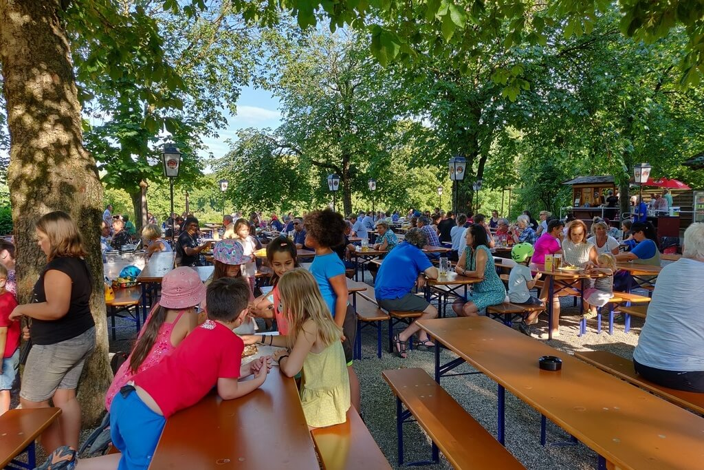 Sustainable Guide Munich - Beer Gardens | GreenMe Guides