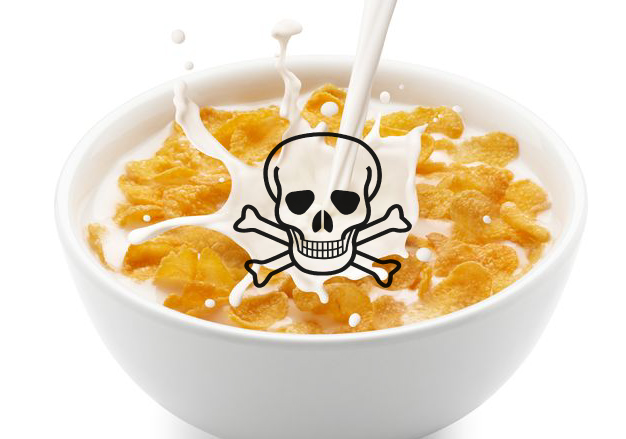 Deadly Mycotoxins Found In Breakfast Cereals