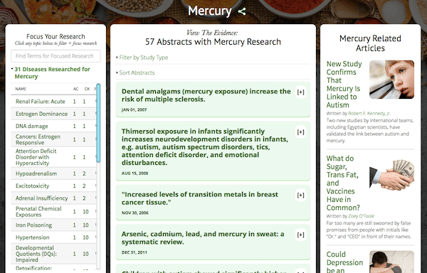 Mercury Research Dashboard